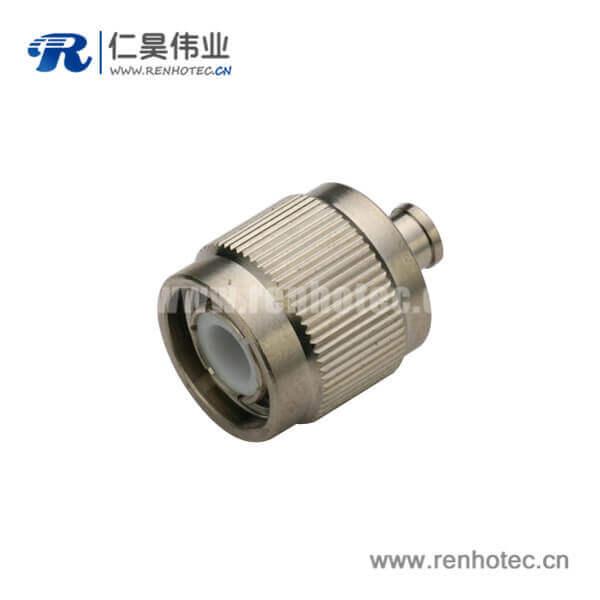 tnc型射频连接器 直式焊接公头接线UT141