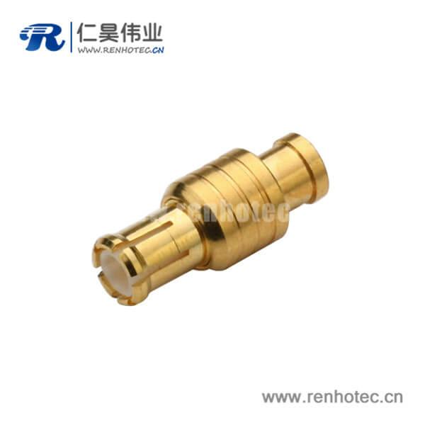 同轴电缆 数字电视 UT085,RG405 mcx连接器直式公头
