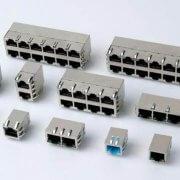 认识rj45连接器的5种模型