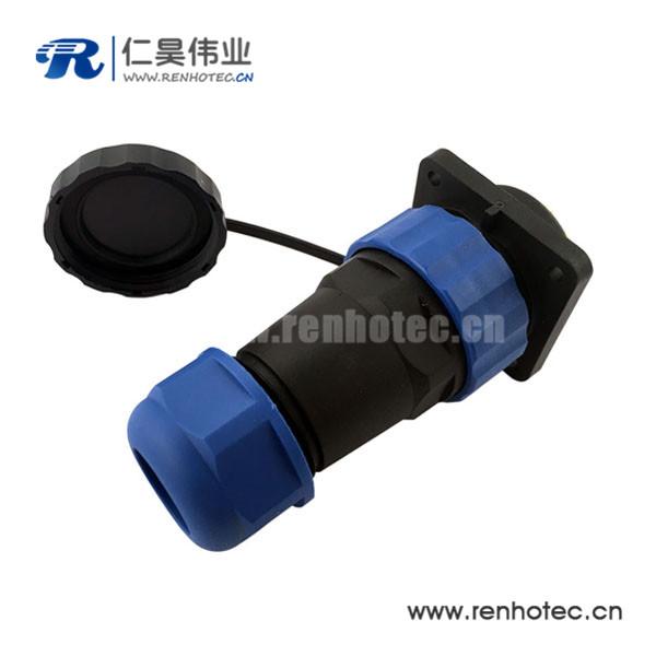 SP29电缆连接器26芯防水圆形航空插头