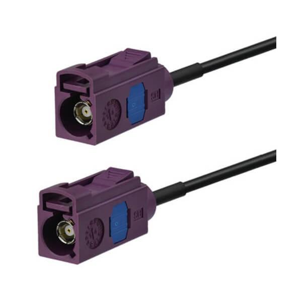 車載Fakra遠程資訊處理天線接線5米用於奧迪A4 S4 A6 S6 Q5 Q3
