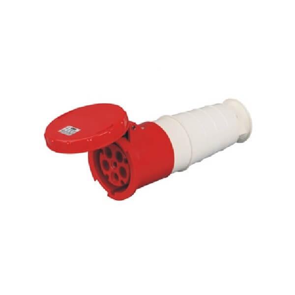 125A5芯工业插头415VIP67CEE工业连接器